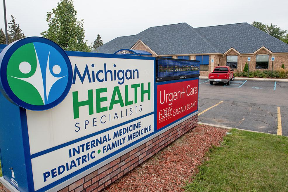 Michigan Health Specialists Grand Blanc